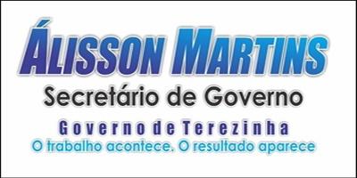 ALISSON MARTINS - SEC. DE GOVERNO