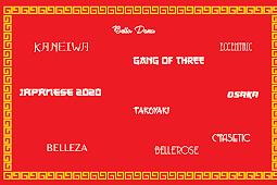 Kumpulan Font yang Cocok Untuk Hari Raya Imlek