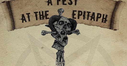 A FEST AT THE EPITAPH - A new festival in Cyprus (14/April/2017)