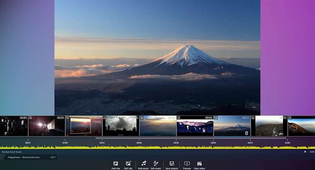 تحميل برنامج موفي ميكر ويندوز 10 Movie Maker 10