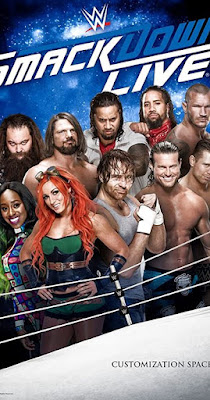WWE Smackdown Live (All Episodes 2020)