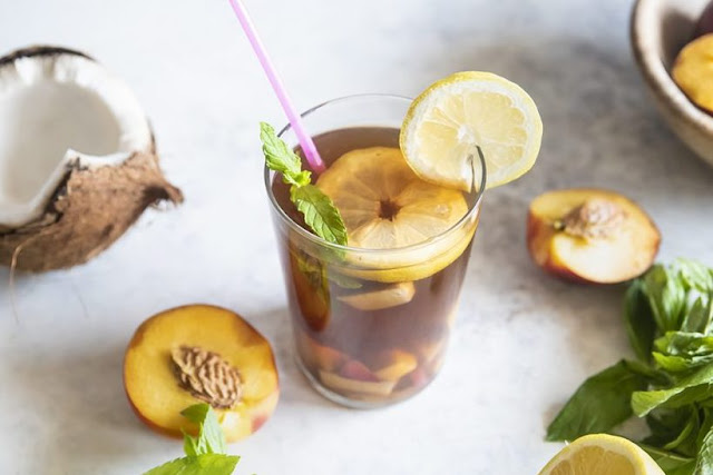 Iced tea: 10 recipes to prepare it at home 6