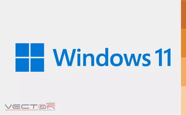 Windows 11 Logo - Download Vector File AI (Adobe Illustrator)