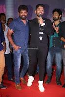 Pujita Ponnada in transparent sky blue dress at Darshakudu pre release ~  Exclusive Celebrities Galleries 031.JPG