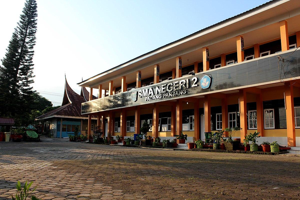 Foto SMAN 2 Padang Panjang