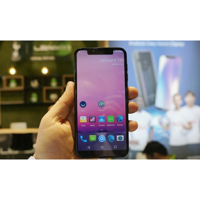 Leagoo S9 notch display priced at $150