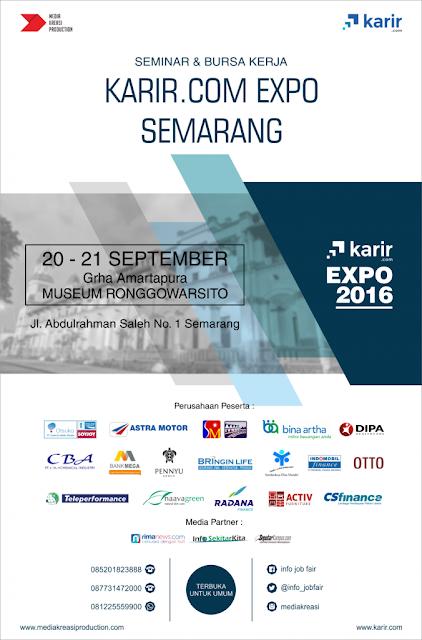 Job fair Semarang