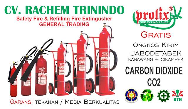 alat pemadam api ringan (APAR) carbon dioxide Co2
