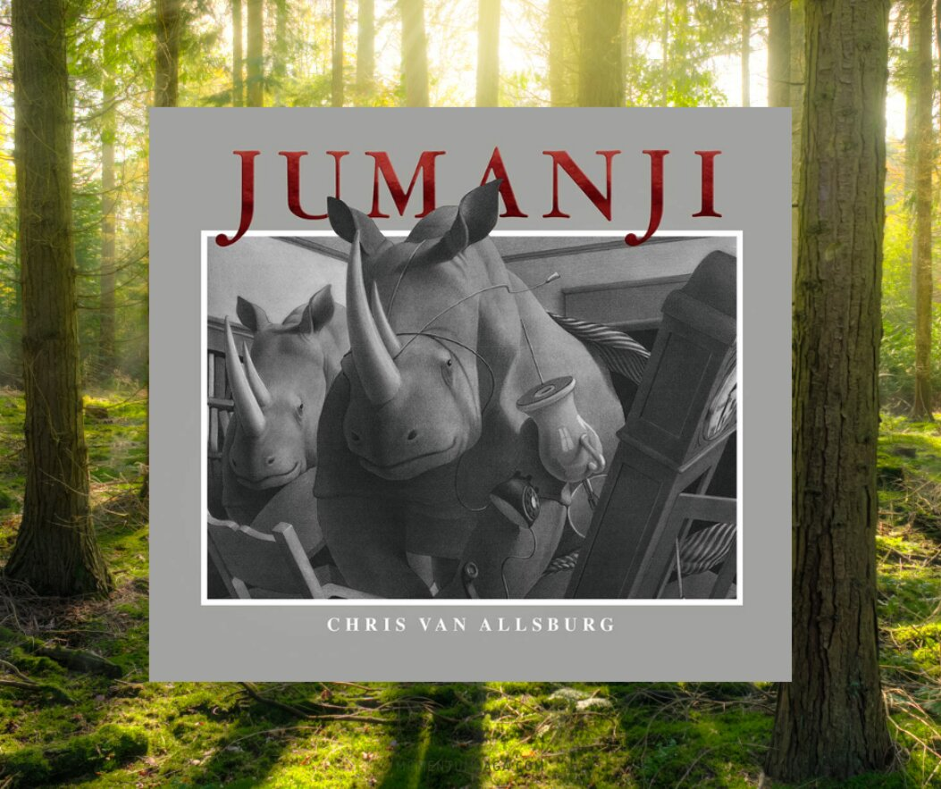 Resenha: Jumanji, de Chris Van Allsburg