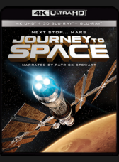 Shout Factory Journey to Space DVD ~ #Review #Giveaway