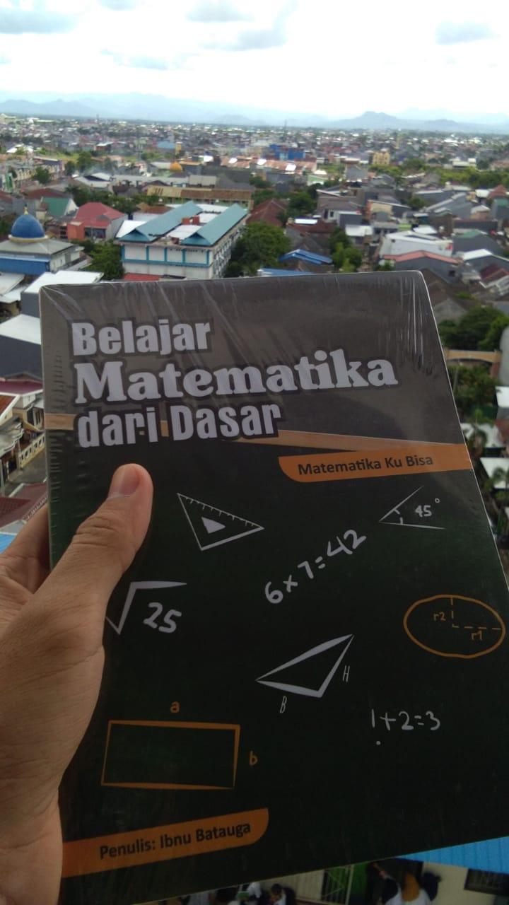 buku belajar matematika dasar