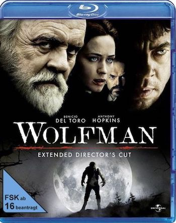 The Wolfman 2010 480p 350MB