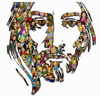 Resultado de imagen de JESUS  rostro personas