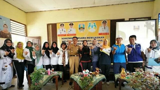 Roadshow Wakil Gubernur Lampung Ke Kabupaten Pesisir Barat, di Pekon Pagar Bukit Kecamatan Bangkunat