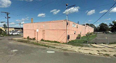 Where City Gardens rock club once lived. 1701 Calhoun Street in Trenton, New Jersey