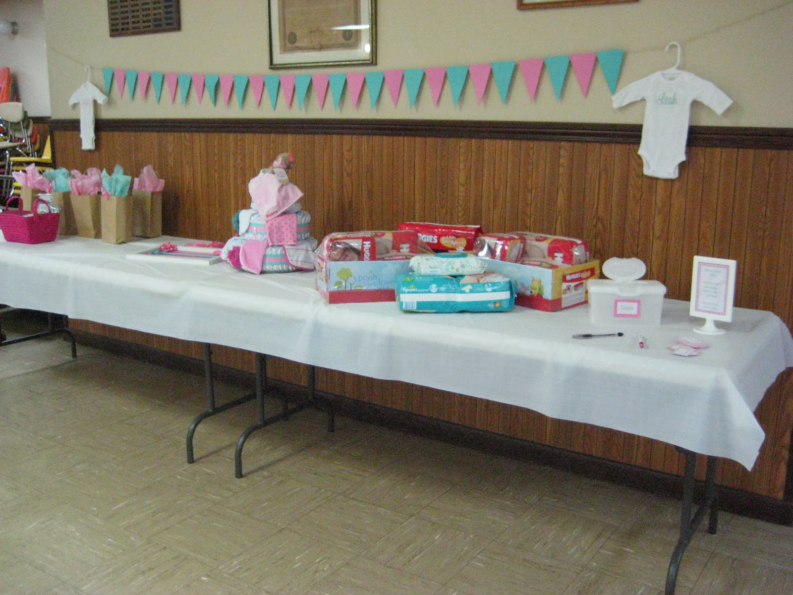 Into Your Will Twins Baby Shower