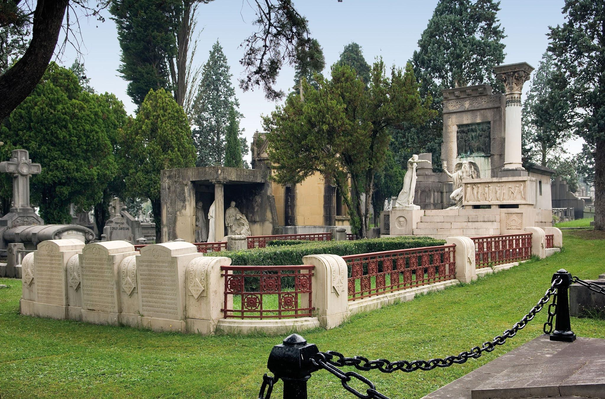 Cemetery of Bilbao (Bilbao, Spain)