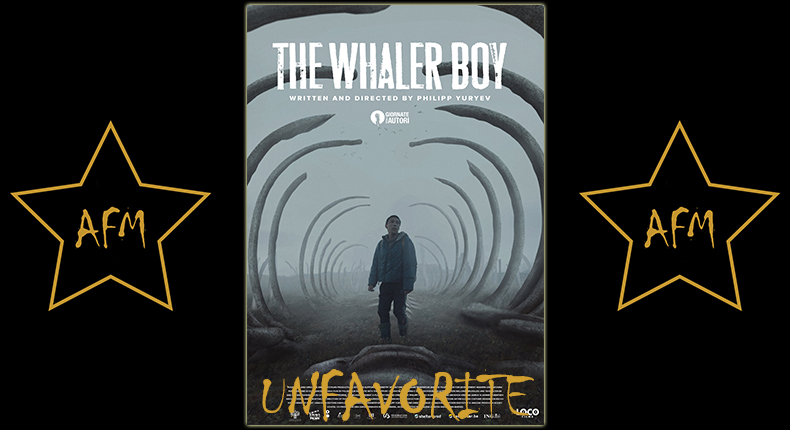 The Whaler Boy-Kitoboy-Wielorybnik