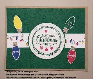 Quick and Easy Handmade Card Making Christmas Bright