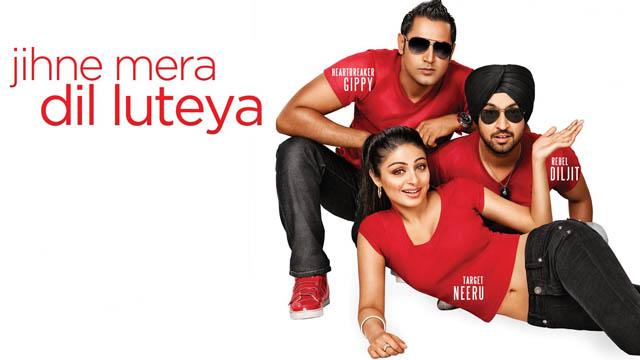 Jihne Mera Dil Luteya (2011) Punjabi Movie 720p BluRay Download