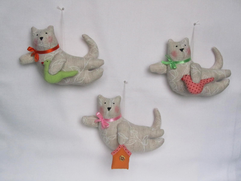Handmade Cat Toys 90