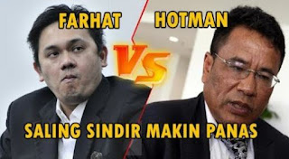 Hotman Paris Vs Farhat