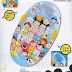 Disney Tsum Tsum Inflatable Air Mattress Surf Rider Swimming Float (TT02)