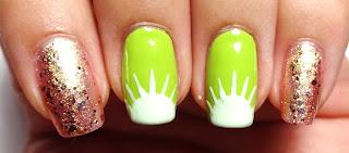 Kiwi Center Nails