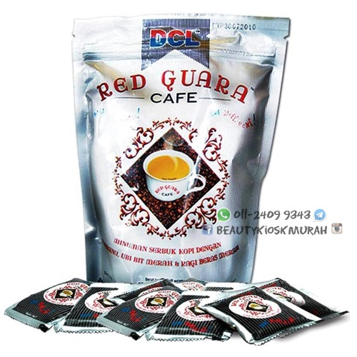 Red Guara Cafe DCL
