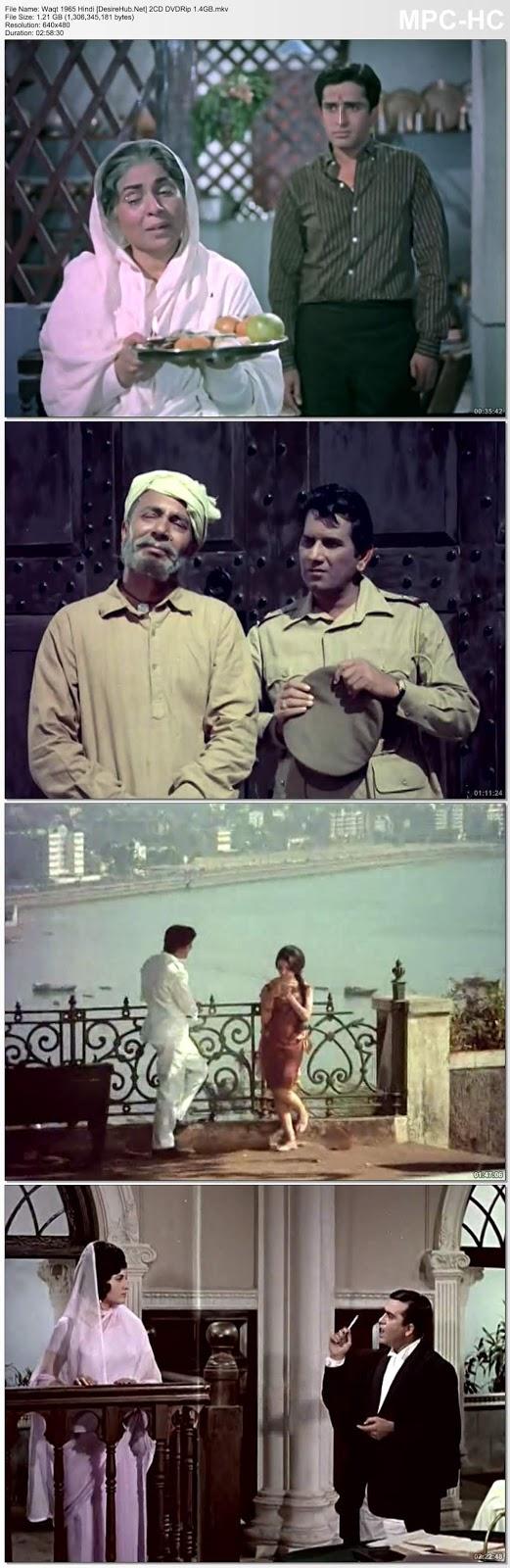 Waqt 1965 Hindi UNCUT 2CD DVDRip 1.4GB | MoviesHub
