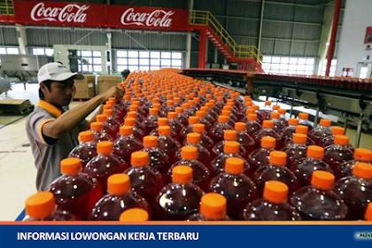 Lowongan Kerja PT. Coca Cola Amatil Indonesia (Perusahaan Minuman)