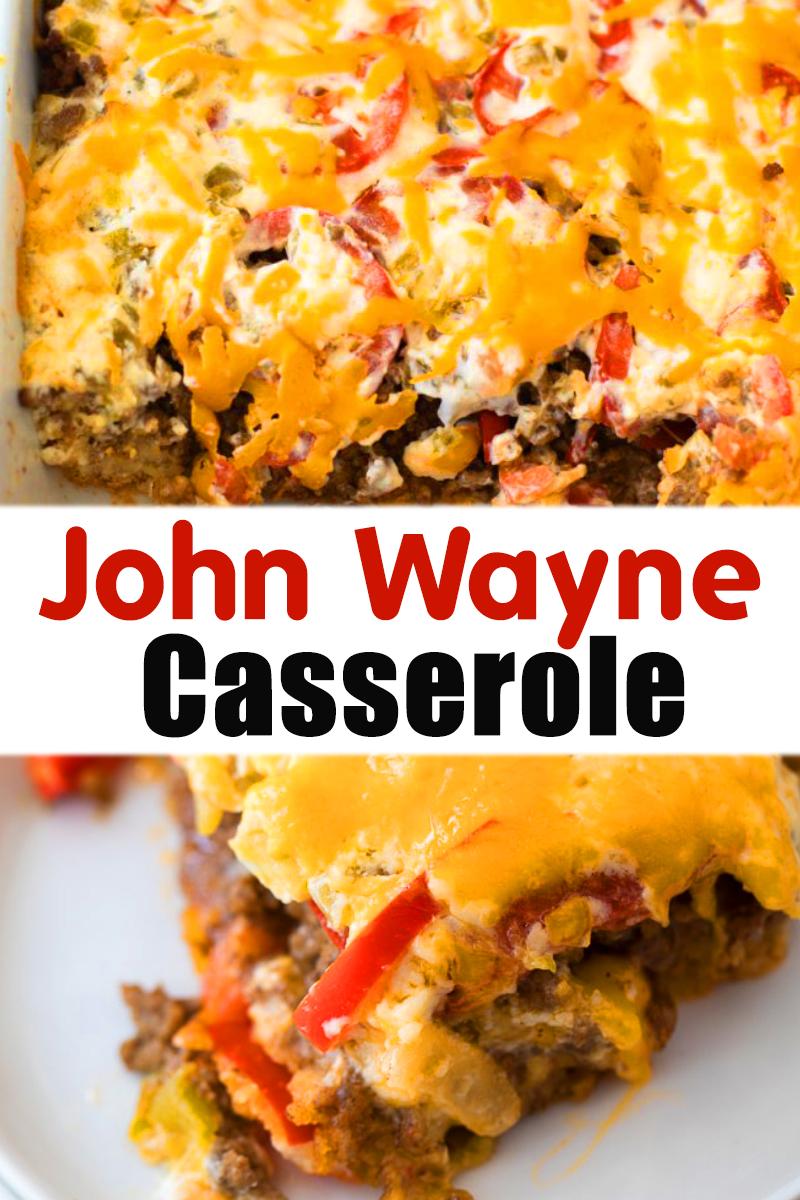 John Wαyne Cαsserole