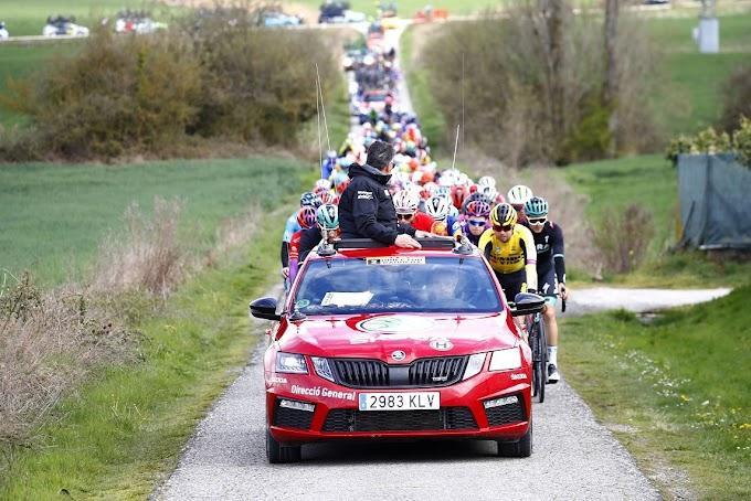 Škoda será el coche oficial de la Vuelta al País Vasco