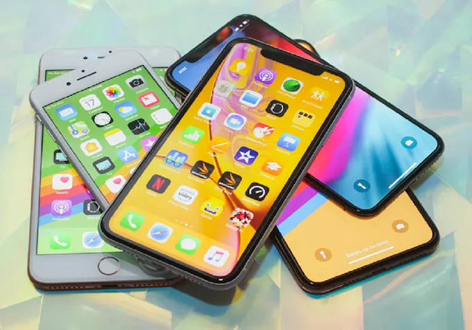how to screenshot on iphone xr