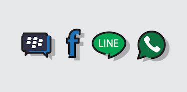 4 Aplikasi Chat Yang Wajib Dipasang Di Smartphone Android Kalian