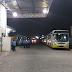 Demissão por justa causa em empresa de ônibus gerou protesto e atraso de coletivos de garagem nesta manhã