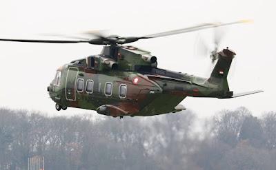 Helikopter AW-101