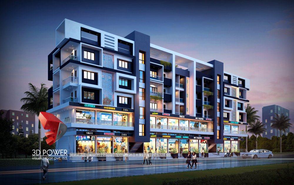 48d Animation 48d Rendering 48d Walkthrough 48d Interior Cut Section Inspiration Design Your Apartment Exterior