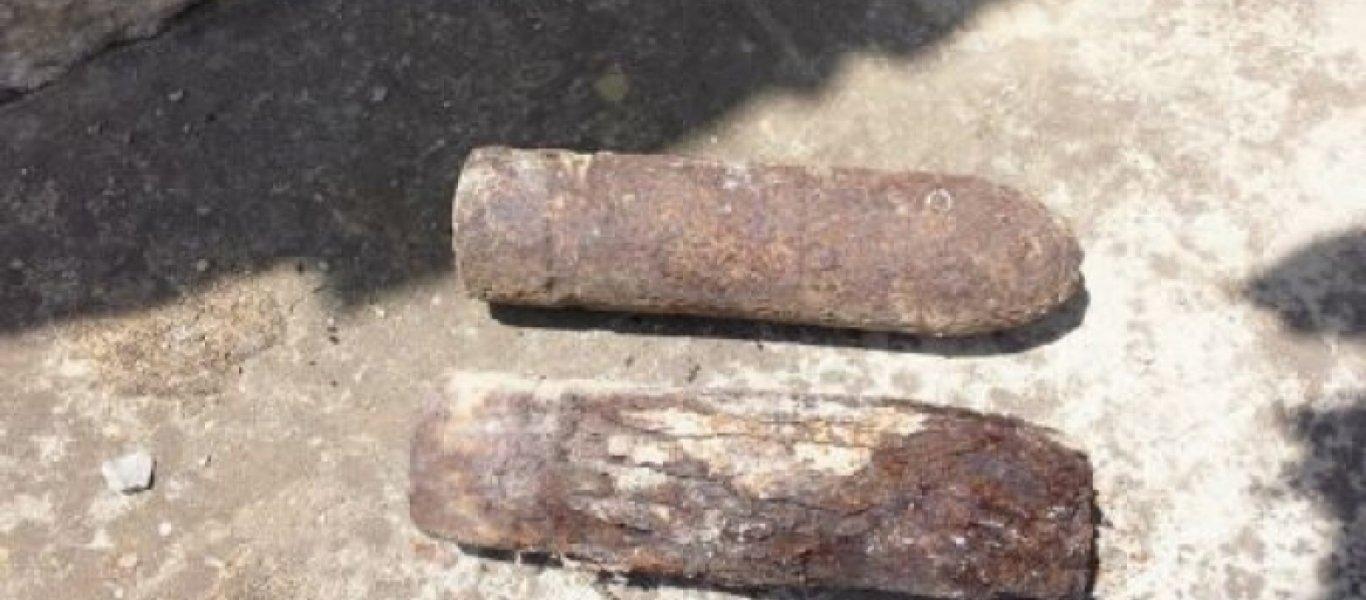 Βλήματα του Β' ΠΠ εντοπίστηκαν στο Πόρτο Λάγος