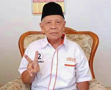 """Bukan Dukung PAMMASE, Mantan Ketua Muhammadiyah Wajo Malah """"Ma BARAKKA"""""""