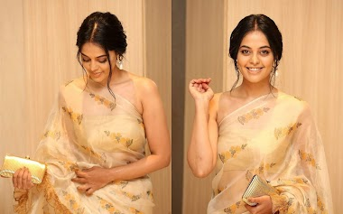 Bindu Madhavi At Aha Mobile App Launch Photos