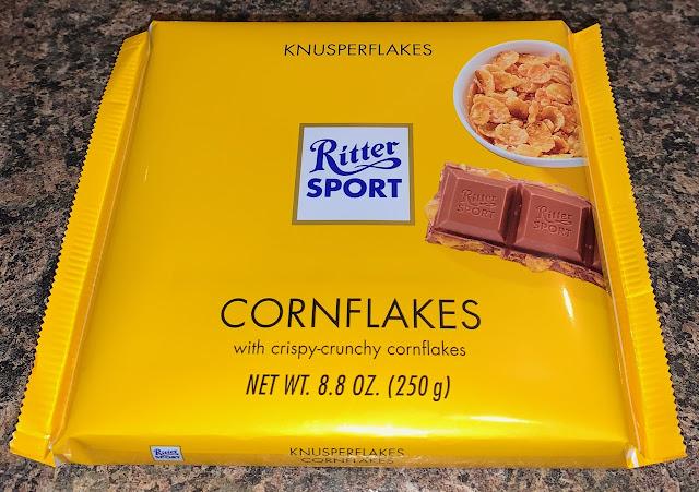 Large Ritter Sport - Cornflake Edition