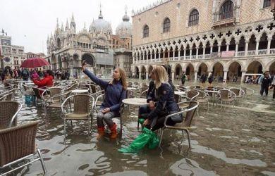 Sering Terjadi Banjir, Kota-kota Besar Ini Diprediksi Bakal Tenggelam dan Hilang