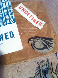 Undefined: Warhawk stamp carving