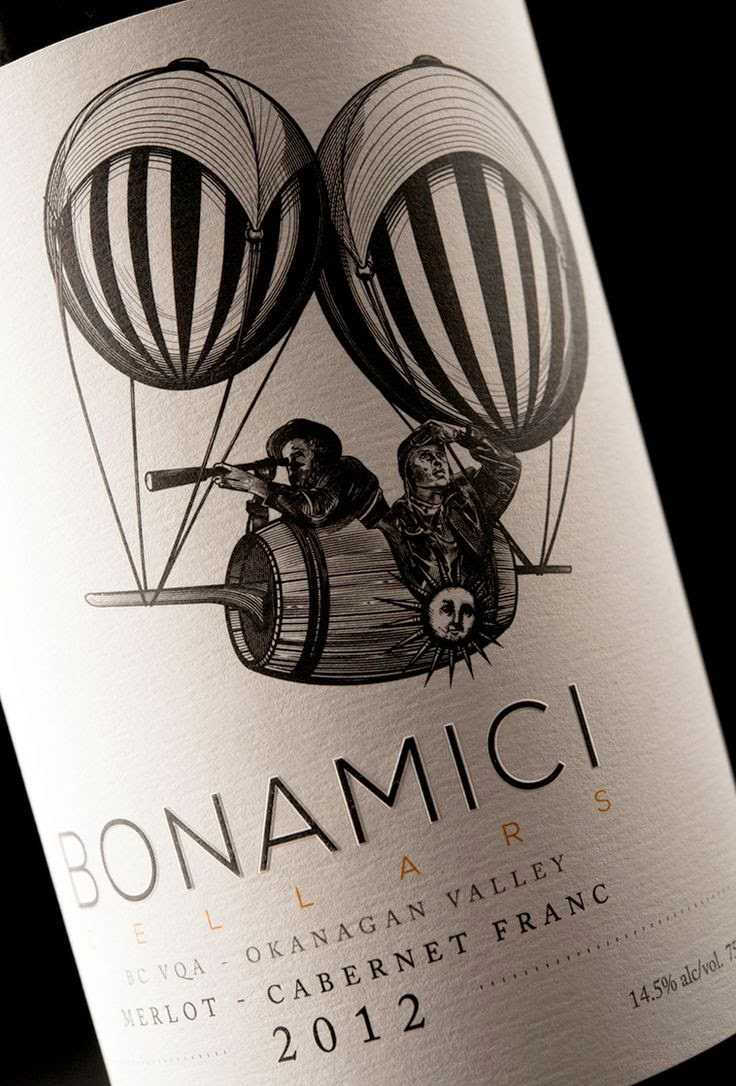 design illustrazione grafica etichette labels winelovers