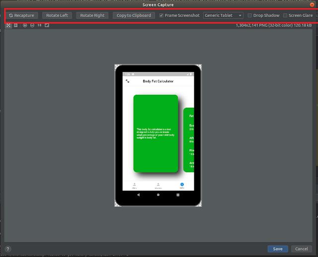 Screenshot Editor