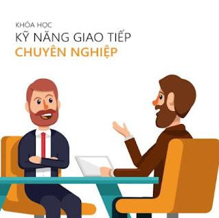 """Khóa học """"Kỹ năng giao tiếp chuyên nghiệp"""" ebook PDF-EPUB-AWZ3-PRC-MOBI"""