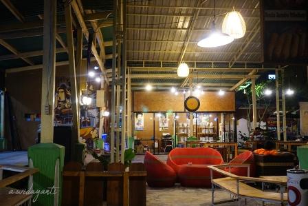 Cak Kreebo Coffee Shop and Bistro