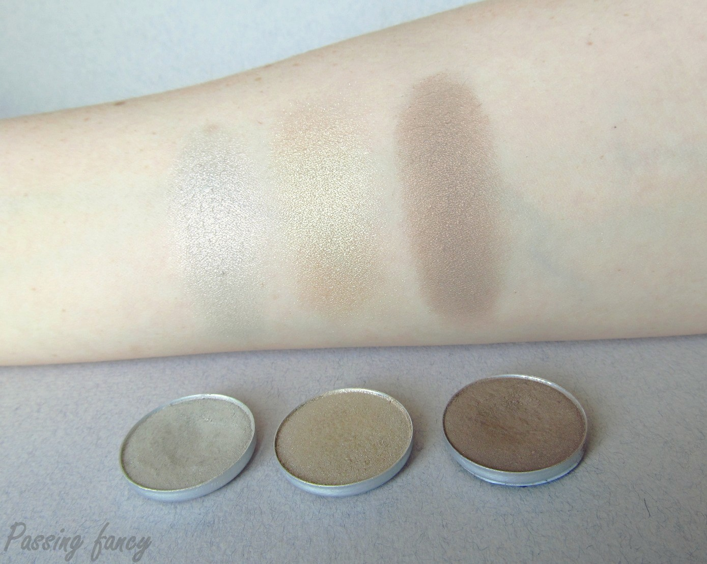 Passing Fancy Mac Eyeshadow Collection And Dupes