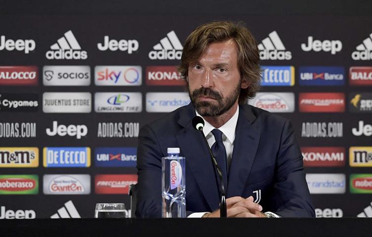 """Pirlo: """"Veoma sam sretan zbog povratka u Juventus"""""""